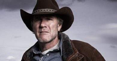 Longmire: Murder Capital of Fictional USA